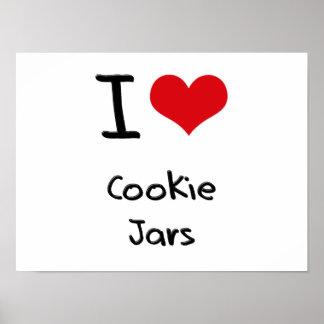 I love Cookie Jars Poster
