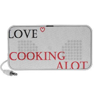 I love cooking item iPhone speakers