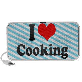 I love Cooking Laptop Speaker