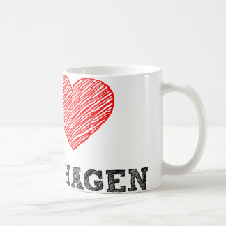 I love Copenhagen Coffee Mug