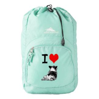 I love Corgis High Sierra Backpack