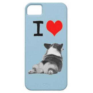 I Love Corgis iPhone SE/5/5s Case