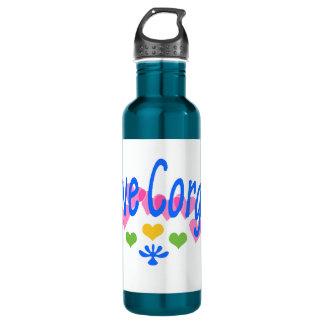 I love Corgis 24oz Water Bottle