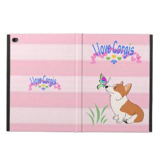 I Love Corgis Powis iPad Air 2 Case
