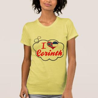 I Love Corinth, Mississippi T-Shirt