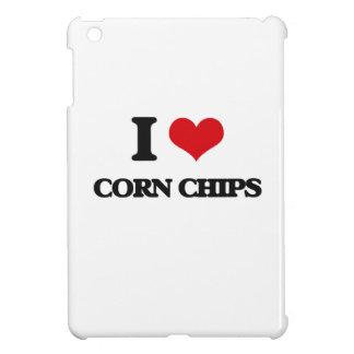 I Love Corn Chips Cover For The iPad Mini