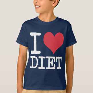 I Love Corn - Diet - Computer Products & Designs! T-Shirt