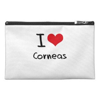 I love Corneas Travel Accessories Bags