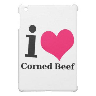 I love Corned Beef iPad Mini Cover
