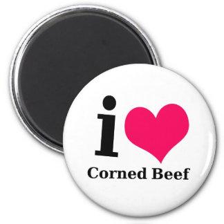 I love Corned Beef Magnet