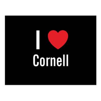 I love Cornell Postcard