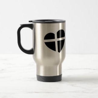 I love Cornwall Coffee Mug