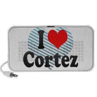 I love Cortez Mini Speakers