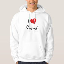 I Love Cosme Hoodie