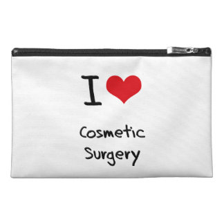 I love Cosmetic Surgery Travel Accessory Bags