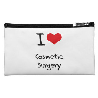 I love Cosmetic Surgery Cosmetic Bags
