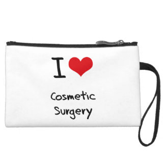I love Cosmetic Surgery Wristlet Clutch