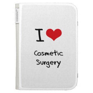 I love Cosmetic Surgery Kindle Covers
