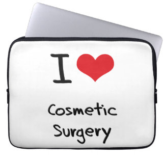 I love Cosmetic Surgery Laptop Sleeve