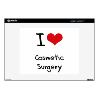 I love Cosmetic Surgery Decal For Laptop