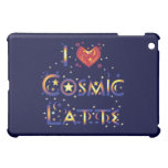 I Love Cosmic Latte iPad Case