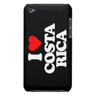 I LOVE COSTA RICA BARELY THERE iPod COVER