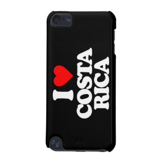 I LOVE COSTA RICA iPod TOUCH 5G COVER