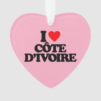 I LOVE CÔTE D IVOIRE