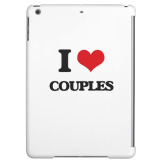 I love Couples iPad Air Covers