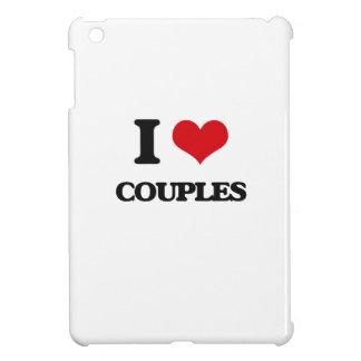 I love Couples iPad Mini Case