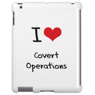 I love Covert Operations