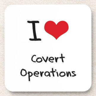 I love Covert Operations Coaster