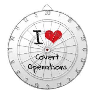 I love Covert Operations Dartboard