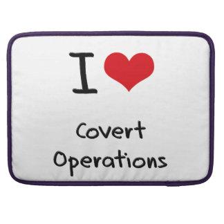 I love Covert Operations Sleeve For MacBooks
