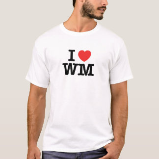 I Love COWMAN T-Shirt