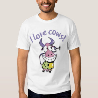 I love Cows! T-shirt