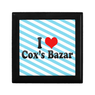 I Love Cox's Bazar, Bangladesh Gift Box