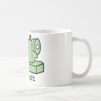 I Love Craft- Kawaii Sewing Machine Coffee Mugs