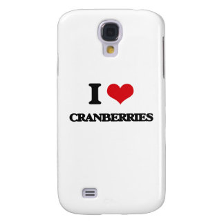 I love Cranberries Galaxy S4 Covers