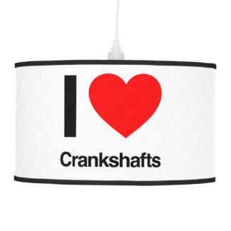 i love crankshafts ceiling lamp