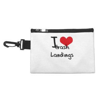 I love Crash Landings Accessory Bags