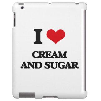 I love Cream And Sugar