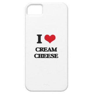 I love Cream Cheese iPhone 5 Cases