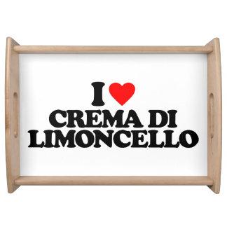 I LOVE CREMA DI LIMONCELLO FOOD TRAY