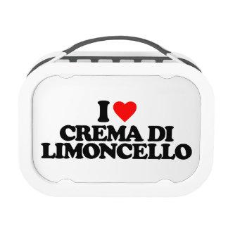 I LOVE CREMA DI LIMONCELLO LUNCH BOX