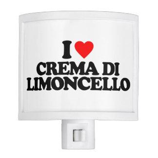 I LOVE CREMA DI LIMONCELLO NIGHT LITES
