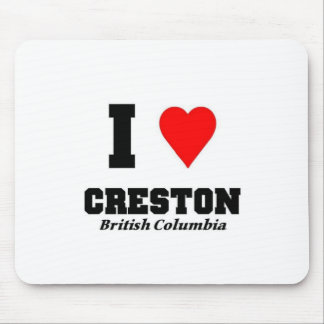 I love Creston Mouse Pad