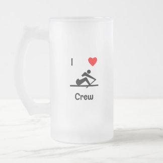 I Love Crew 2 Mug