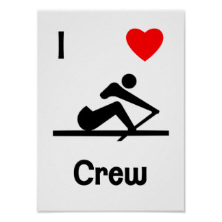 I Love Crew (2) Poster