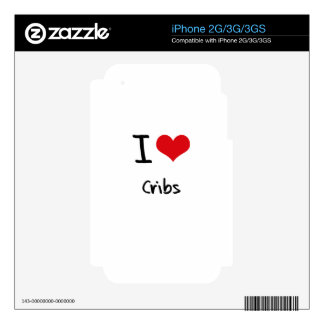 I love Cribs Skins For The iPhone 3G